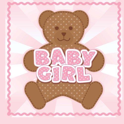 9781512034059: Baby Girl: Baby Memory Book and Keepsake Book (Baby Keepsake)
