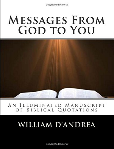 9781512036480: Messages From God to You: An Illuminated Manuscript of Biblical Quotations