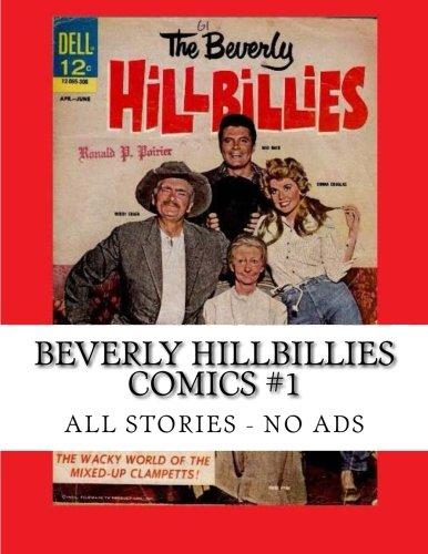 9781512036695: Beverly Hillbillies Comics #1: All Stories - No Ads