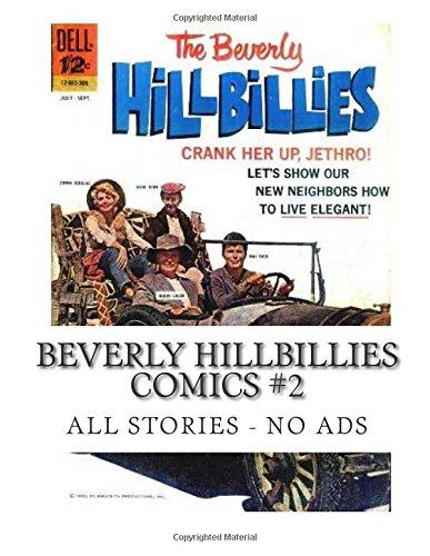 9781512036770: Beverly Hillbillies Comics #2: All Stories - No Ads
