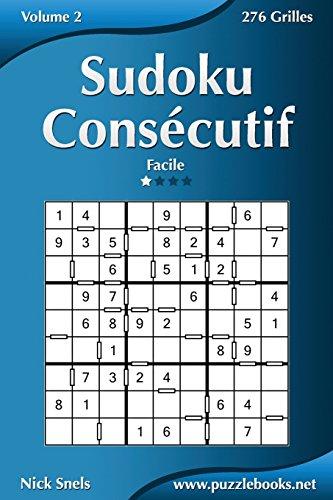 9781512037326: Sudoku Consécutif - Facile - Volume 2 - 276 Grilles