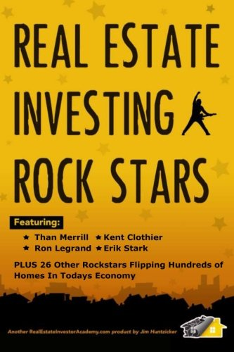 9781512037487: Real Estate Investing Rock Stars