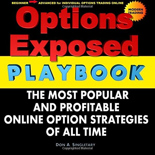 9781512042214: Options Exposed PlayBook: The Most Popular and Profitable Strategies of All Time