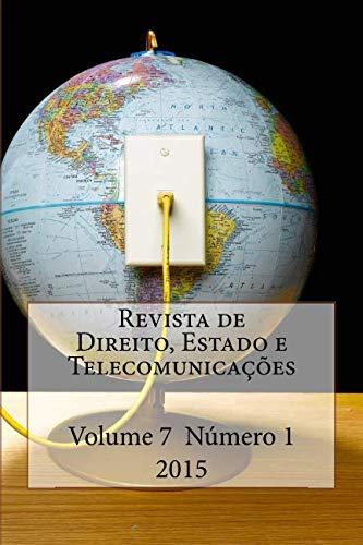 Revista de Direito, Estado e Telecomunica: Renata Tonicelli De