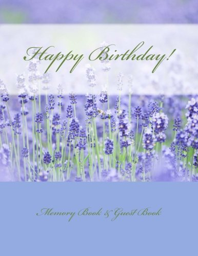 9781512047646: Happy Birthday!: Memory Book & Guest Book