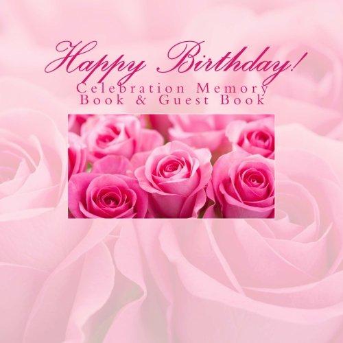 9781512047677: Happy Birthday!: Celebration Memory Book & Guest Book