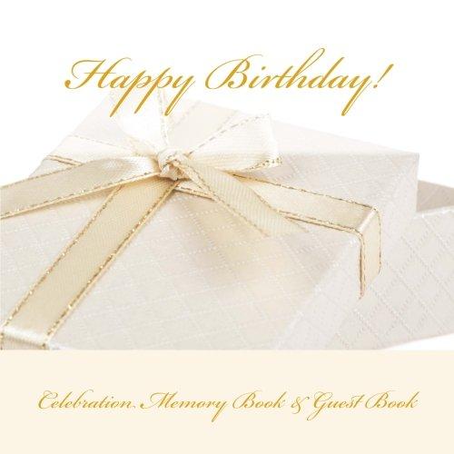 9781512049046: Happy Birthday!: Celebration Memory Book & Guest Book