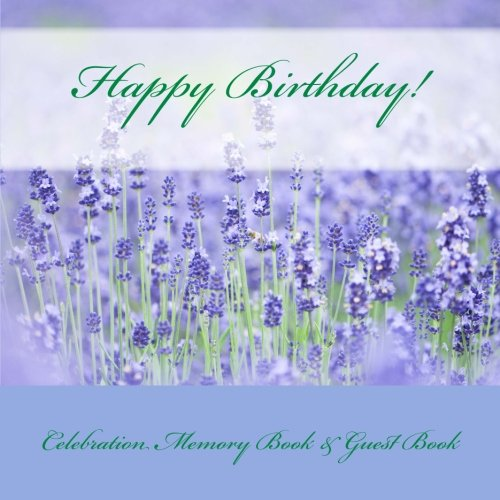 9781512049084: Happy Birthday!: Celebration Memory Book & Guest Book