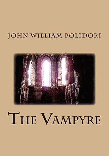 9781512054293: The Vampyre
