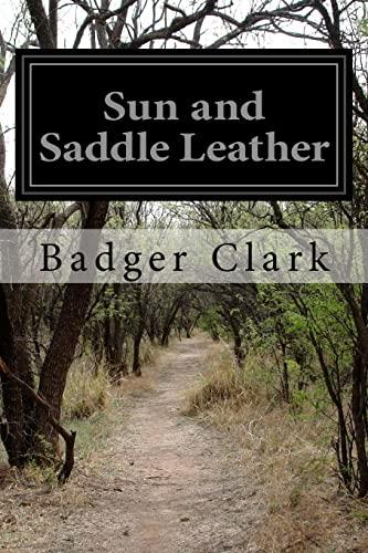 9781512057997: Sun and Saddle Leather