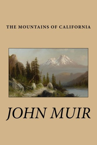 9781512068016: The Mountains of California