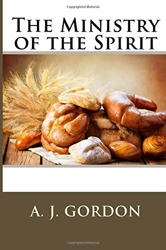 9781512074390: The Ministry of the Spirit