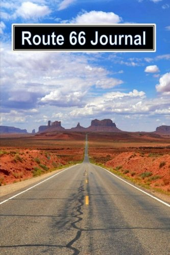9781512074574: Route 66 Journal
