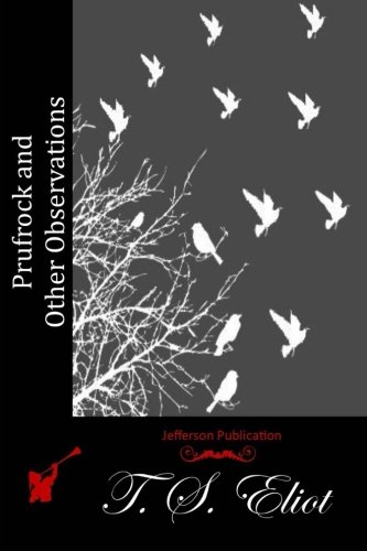 9781512078275: Prufrock and Other Observations