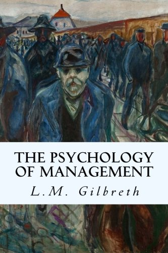 9781512078695: The Psychology of Management