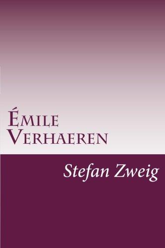 9781512080230: Émile Verhaeren