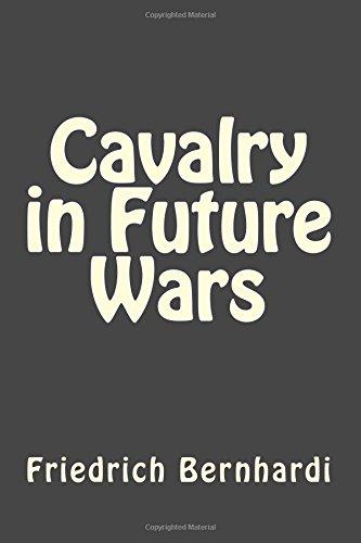 9781512085617: Cavalry in Future Wars