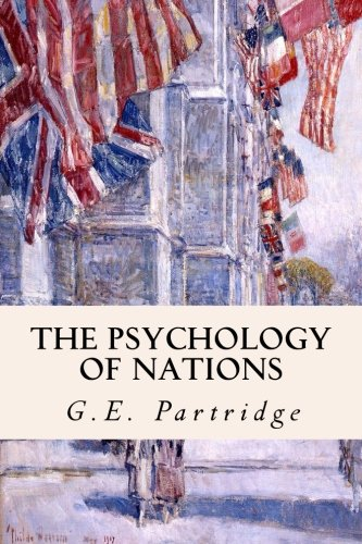 9781512086553: The Psychology of Nations