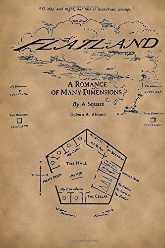 9781512088014: Flatland: A Romance of Many Dimensions