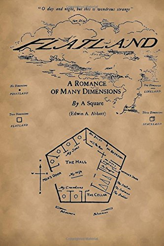 9781512088014: Flatland: A Romance of Many Dimensions