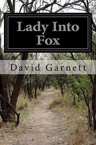 Lady Into Fox (Paperback): David Garnett