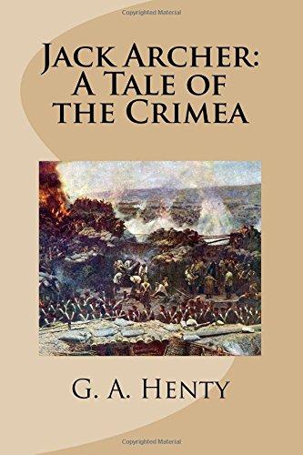 9781512097856: Jack Archer: A Tale of the Crimea
