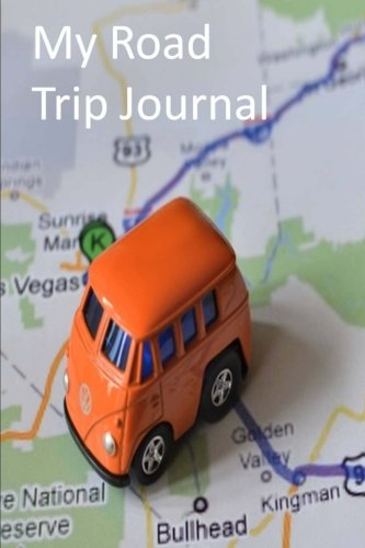 9781512098709: My Road Trip Journal