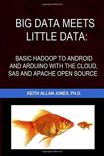 Big Data Meets Little Data: Basic Hadoop: Jones Ph.D., Dr.