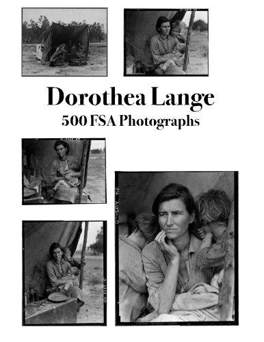 9781512100457: Dorothea Lange: 500 FSA Photographs