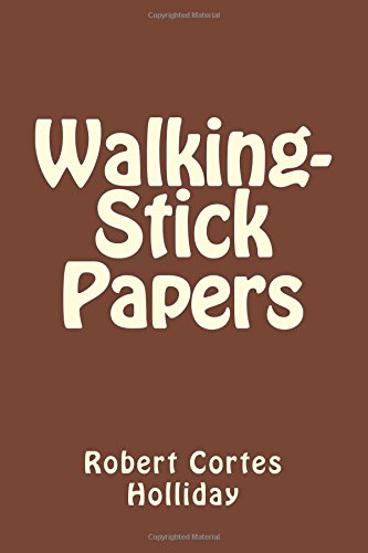 9781512103274: Walking-Stick Papers