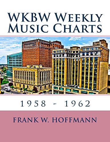 9781512103854: WKBW Weekly Music Charts: 1958 - 1962