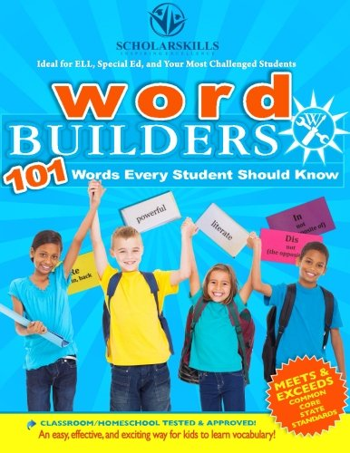9781512116243: Word Builders: 101 Words Every Student Should Know