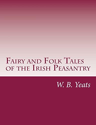 9781512116861: Fairy and Folk Tales of the Irish Peasantry