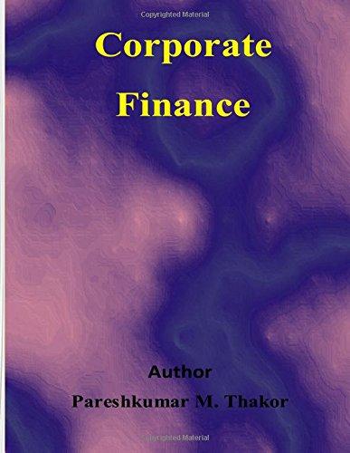 9781512121858: Corporate Finance