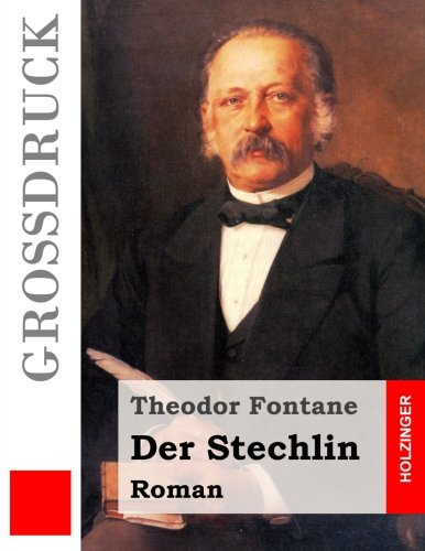 9781512124743: Der Stechlin (Großdruck)