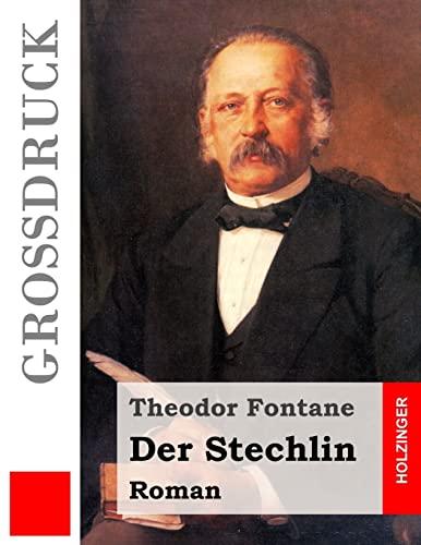 9781512124743: Der Stechlin (Großdruck) (German Edition)