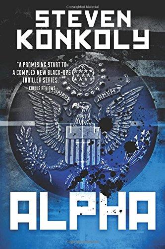 9781512131376: Black Flagged Alpha (Volume 1)