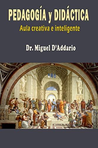 9781512140606: Manual de pedagogía y didáctica: Aula creativa e inteligente