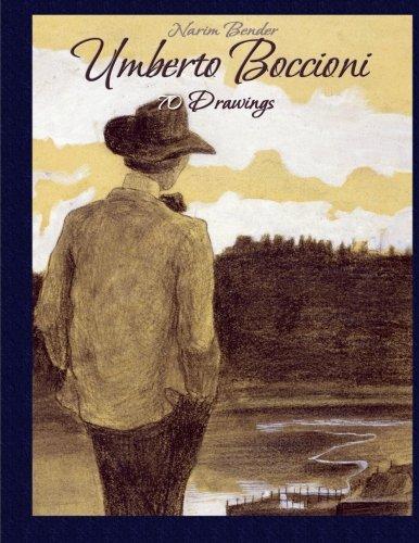 9781512146387: Umberto Boccioni: 70 Drawings