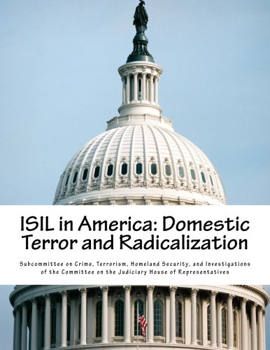 9781512146455: ISIL in America: Domestic Terror and Radicalization