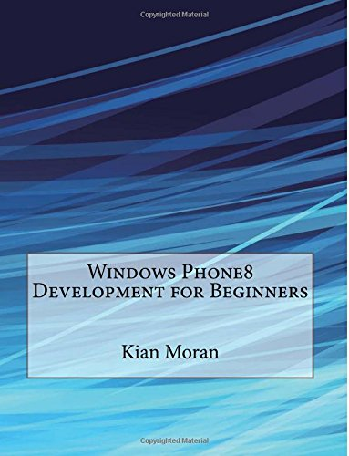 9781512147209: Windows Phone8 Development for Beginners