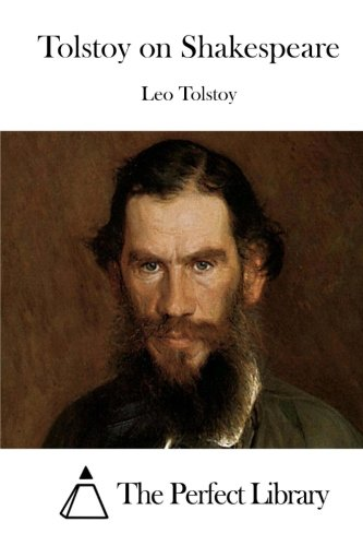9781512148992: Tolstoy on Shakespeare (Perfect Library)