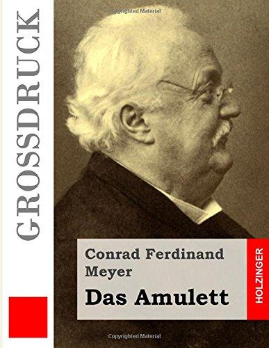 9781512152203: Das Amulett (Großdruck) (German Edition)