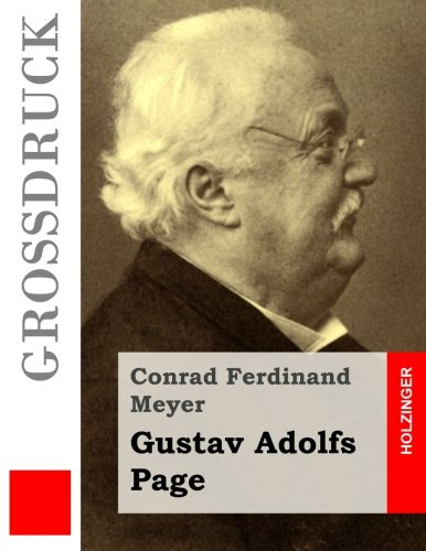 9781512153873: Gustav Adolfs Page (Großdruck) (German Edition)