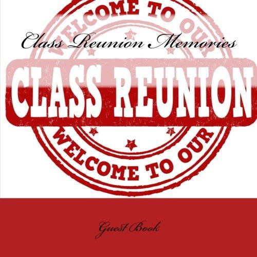 9781512155082: Class Reunion Memories: Guest Book