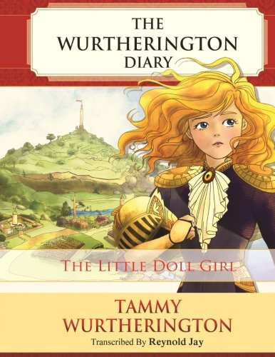9781512157185: The Little Doll Girl: Pre-Teen Sketch Edition: Volume 1 (The Wutherington Diary)
