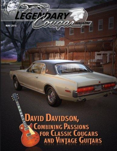 9781512161366: Legendary Cougar Magazine Volume 1 Issue 6