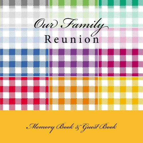 9781512161434: Our Family Reunion: Memory Book & Guest Book