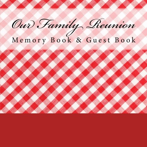 9781512161472: Our Family Reunion: Memory Book & Guest Book