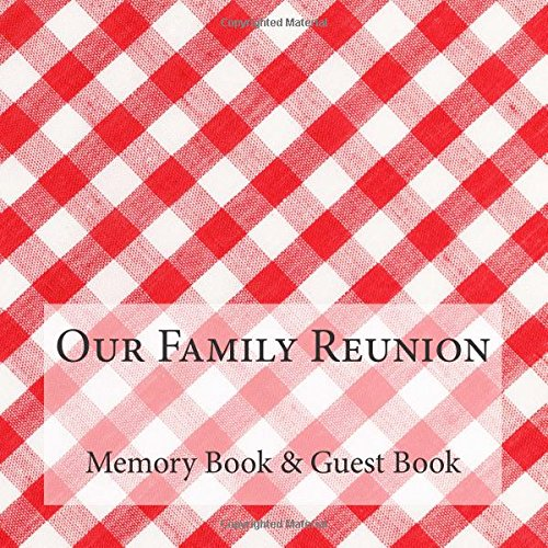 9781512161519: Our Family Reunion: Memory Book & Guest Book